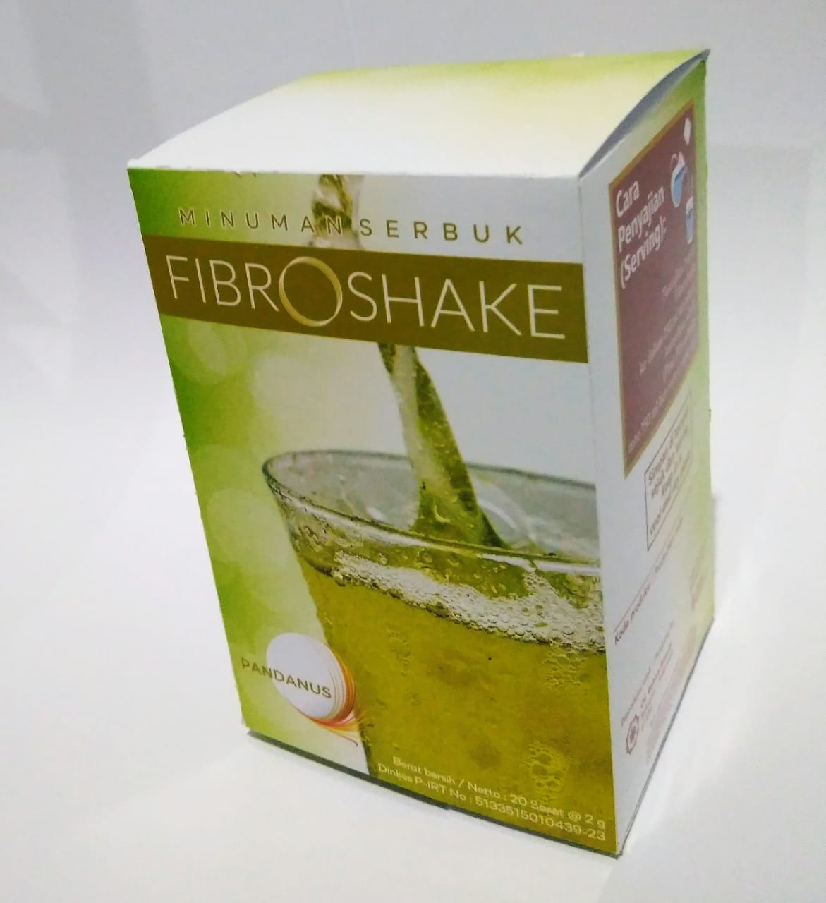 Fibroshake